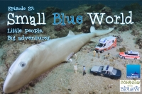 Small Blue World: Little People. Big Adventures. - Borneo From Below Ep27 |