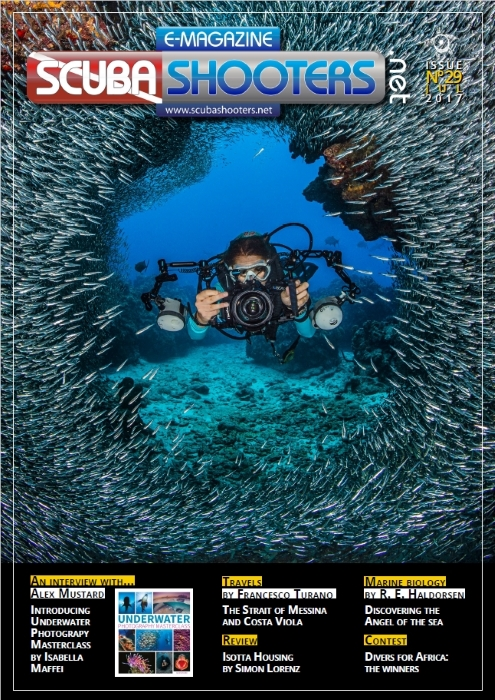 Scubashooters.net Magazine Cover