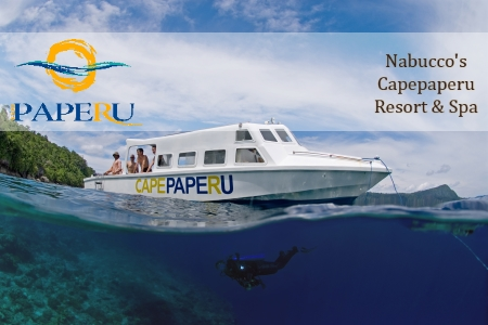 Cover Cape Paperu Resort & Spa  Diving & Resort