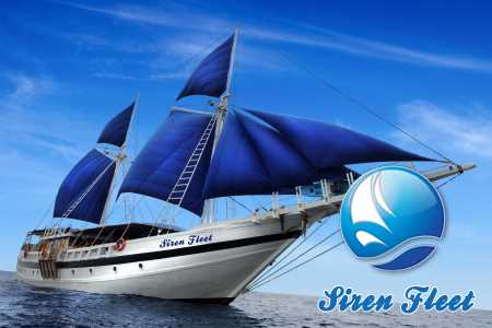 Cover Siren Fleet Liveaboard & Diving
