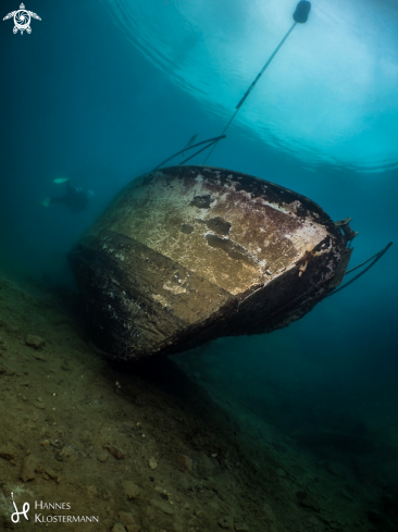 A The Wreck of the 'Orca'