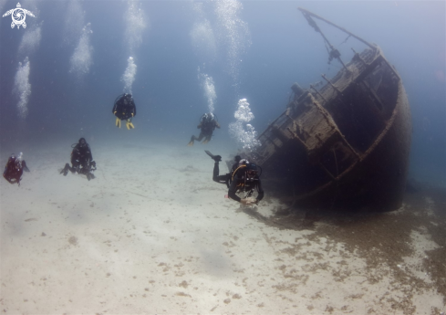 The Kyra Leni wreck